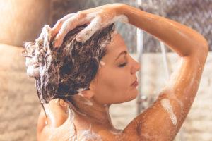 正しいシャンプーの仕方・髪の洗い方【髪が変わります】