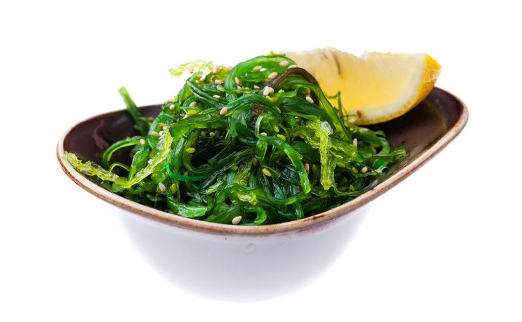 ゴマ・海藻類